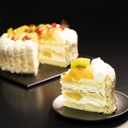 Fruit Supreme Gateau-slice