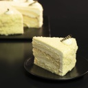 Kumara Fresh Cream Gateau-slice