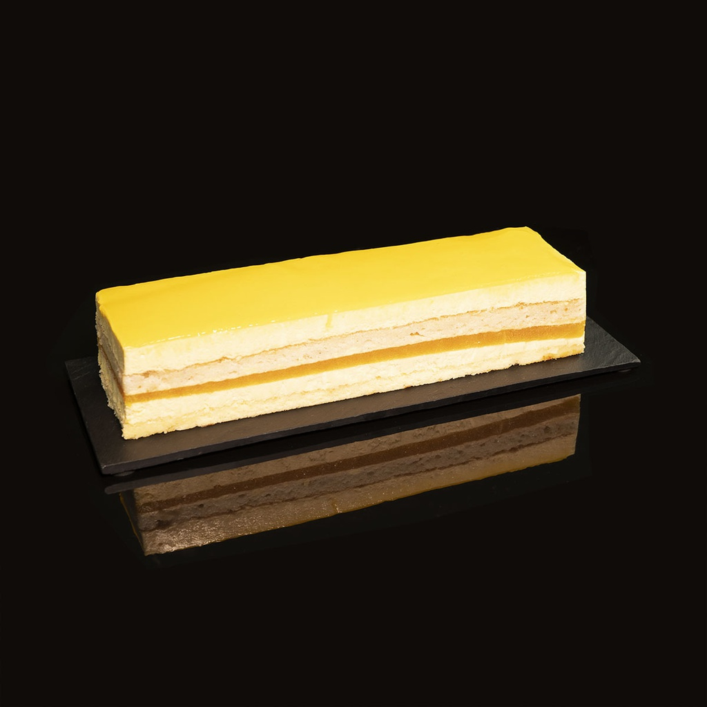Mango Mousse Log