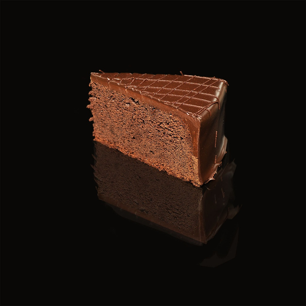 Chocolate Mud Slice