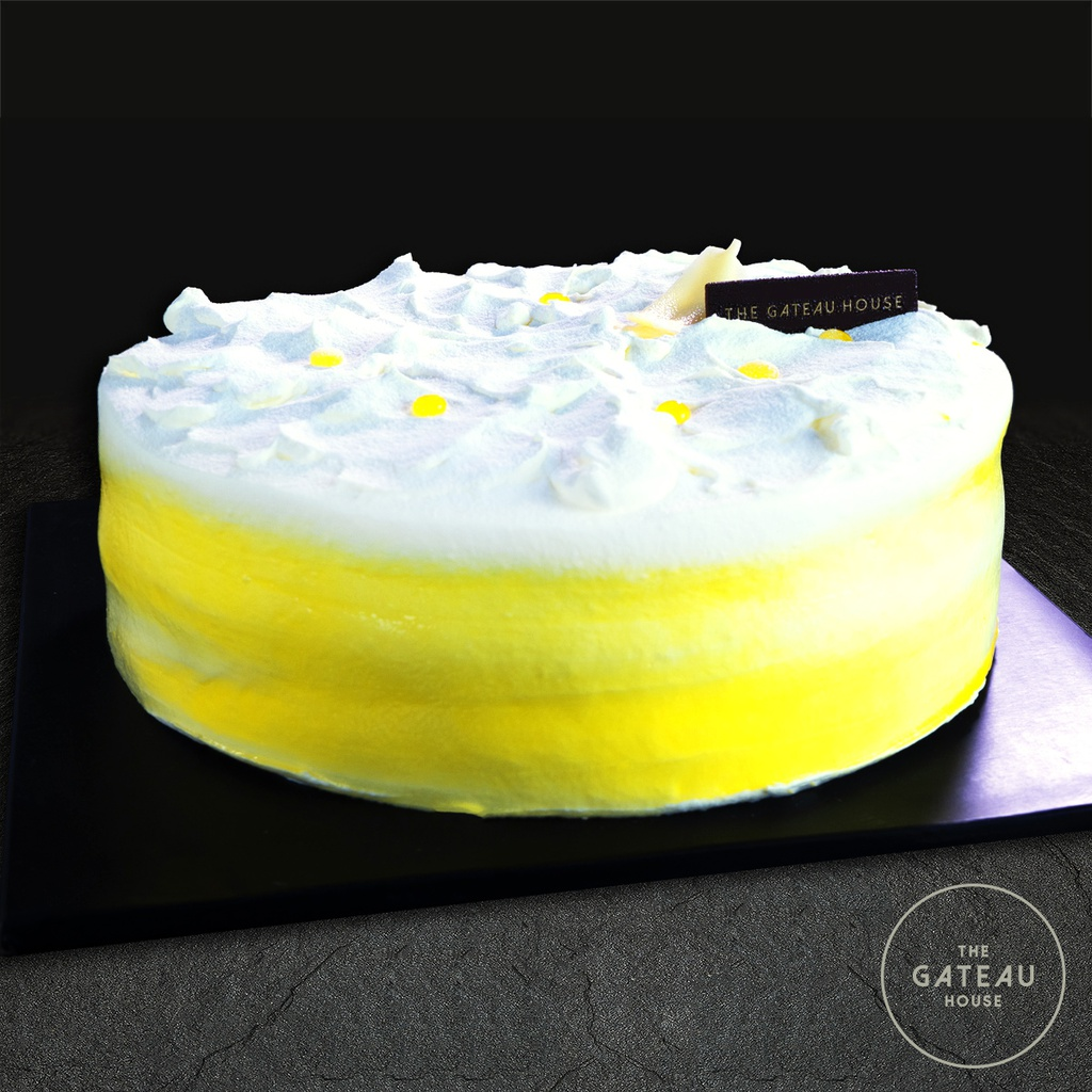 Mango Fresh Cream Gateau