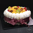 Fruit Supreme Gateau
